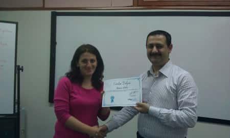 BilgiYazan-Uludağ Üniversitesi Eğitimleri