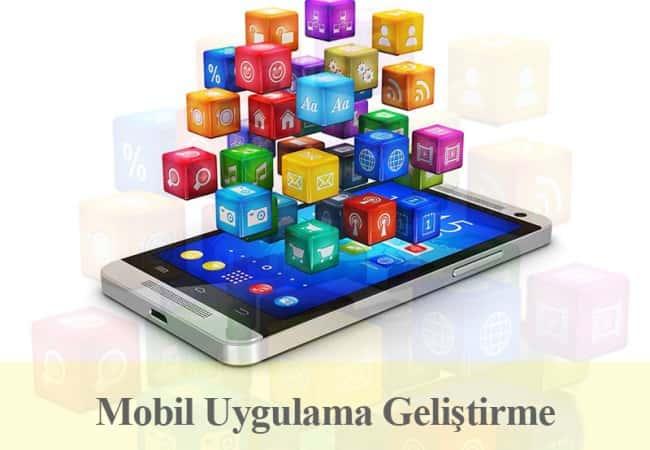 Mobil uygulama Geliştirme Eğitimi